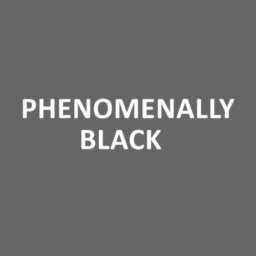 Phenomenally Black - Turnbeutel