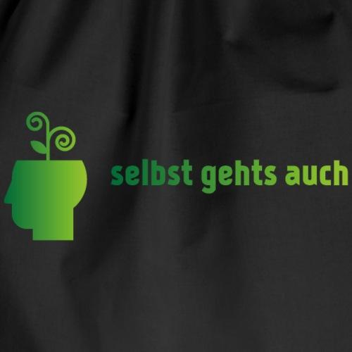 SGA-Logo -mit Schrift - Turnbeutel