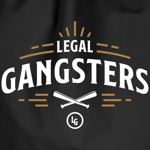 LEGAL GANGSTERS - Club Design - Jumppakassi