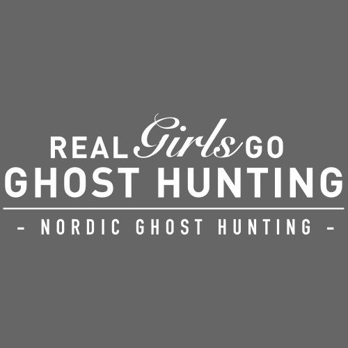 Real girls go ghost hunting - Gymnastikpåse