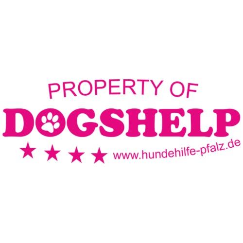 dogshelp - Turnbeutel