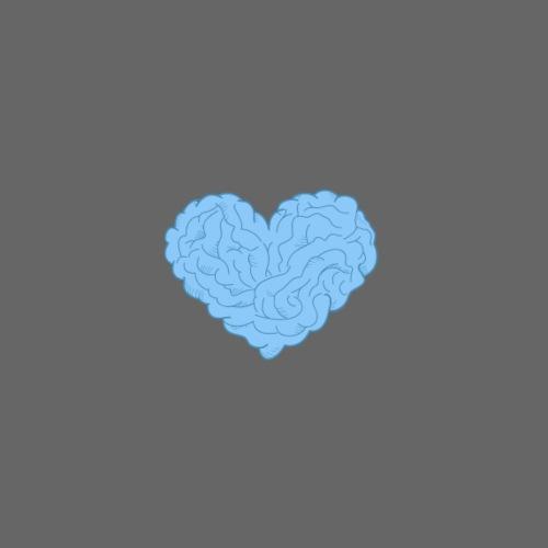 HeartBrain - Drawstring Bag