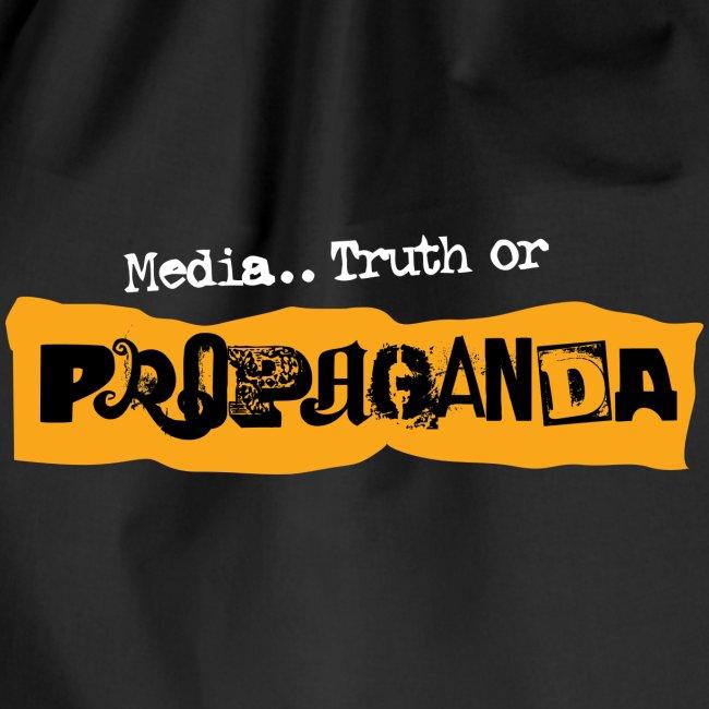 Propaganda dark fabric