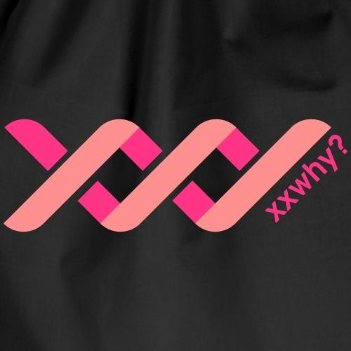 xxy - xx why? - Drawstring Bag