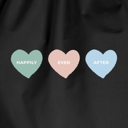 Happily ever after - Drawstring Bag