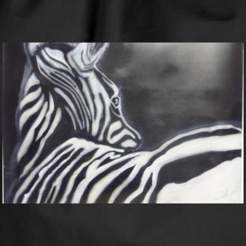 creation zebre fait main - Sac de sport léger