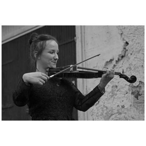Violinist - Drawstring Bag