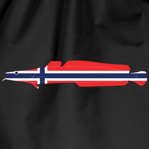 Leng_vollformat_norwegen - Turnbeutel