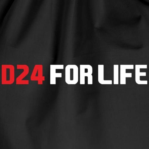 D24 FOR LIFE - Gymnastikpåse