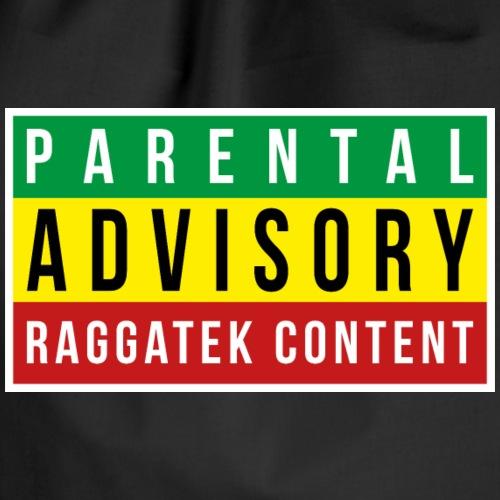 Raggatek - Drawstring Bag