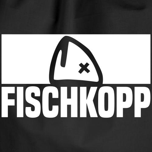 Fischkopp Fischkopf - Turnbeutel