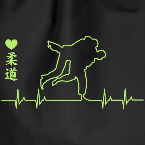 judo heartbeat - Mochila saco