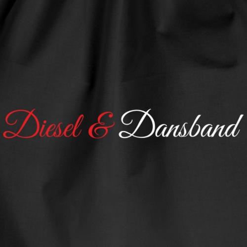diesel och danband - Gymnastikpåse