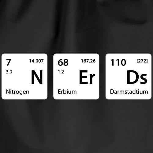 Element Nerds - Turnbeutel