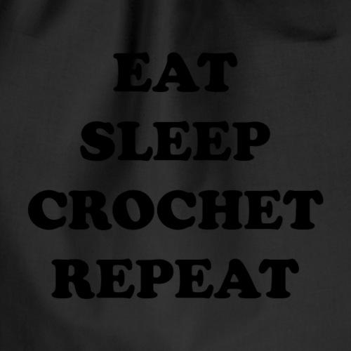 eatsleepcrochet2 - Gymtas