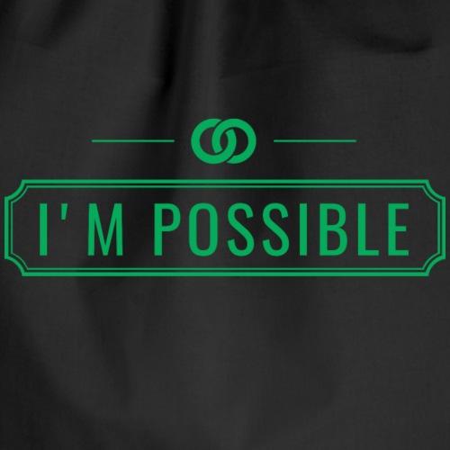 I'm Possible - Sac de sport léger
