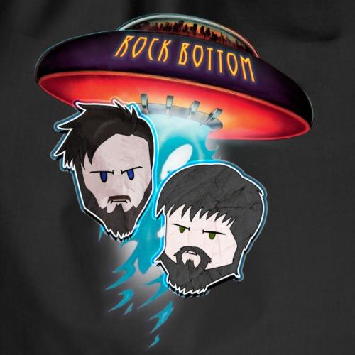 Rock Bottom UFO Logo Casper & Jesper - Sportstaske
