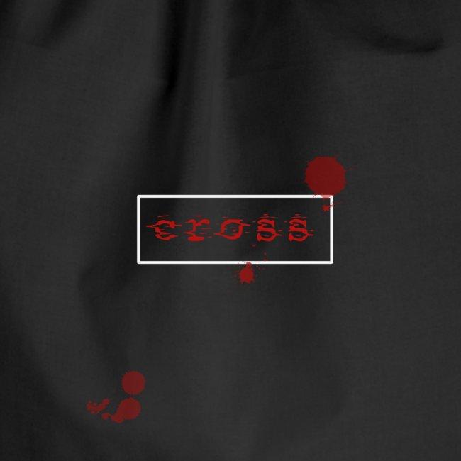 The cross blood