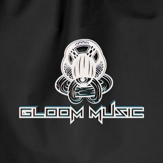GLOOM MUSIC LOGO 3D