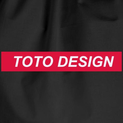 TOTO DESIGN SUP - Turnbeutel