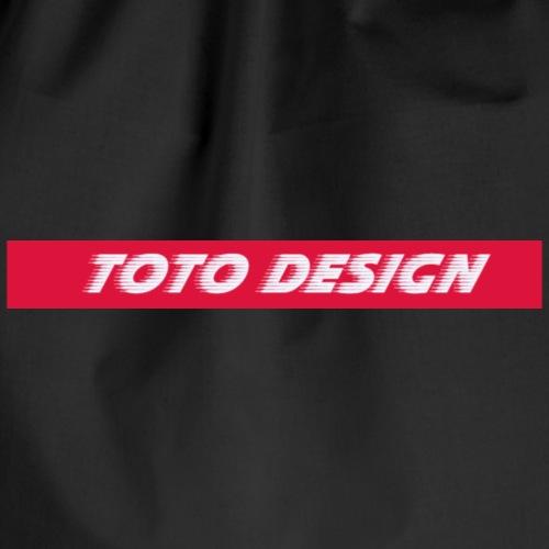 Toto Design Sup Sport - Turnbeutel