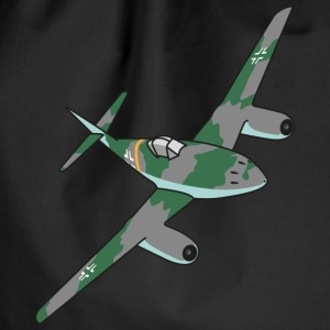 Me262 Fighter Jet - Gymbag