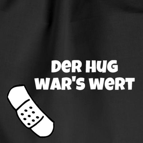 Hug Pflaster - Turnbeutel