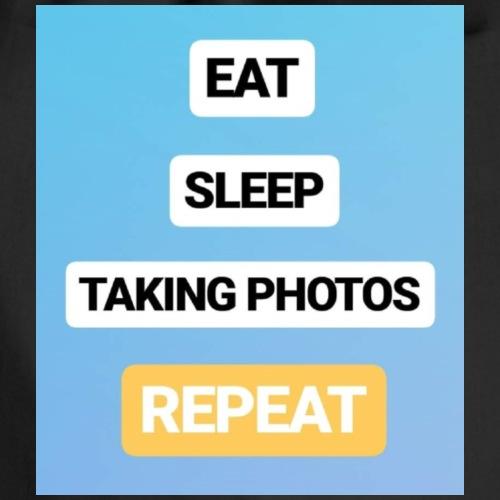 EAT, SLEEP, TAKING ... - Turnbeutel