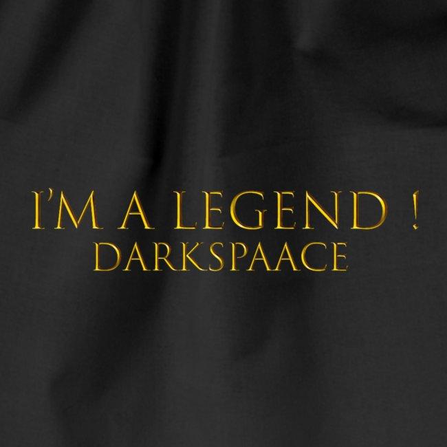 Habits & Accésoire - DarkSpaace I'm A LEGEND