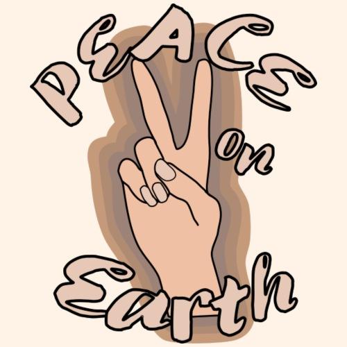 Peace on Earth - Turnbeutel