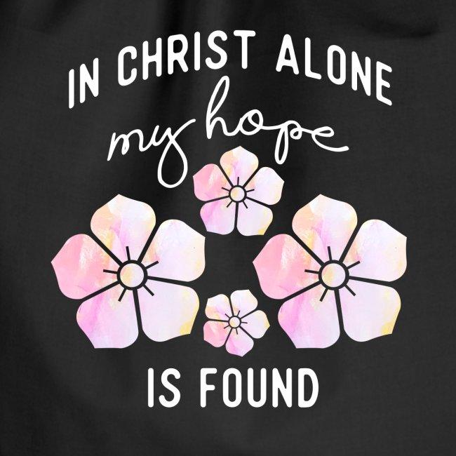 Hoffnung in Jesus Christliches Tshirt Geschenk
