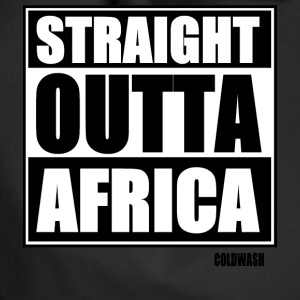 Straight Outta AFRICA - Sacca sportiva