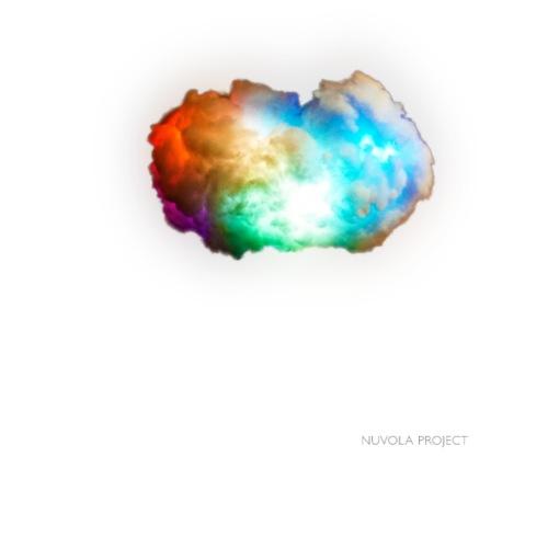 Nuvola rainbow - Sacca sportiva