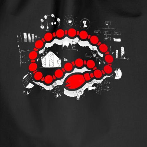 Tesbih T-Shirt , tesbih gebetskette, prayer bead - Turnbeutel