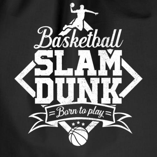 Basketball Slam Dunk - Gymtas