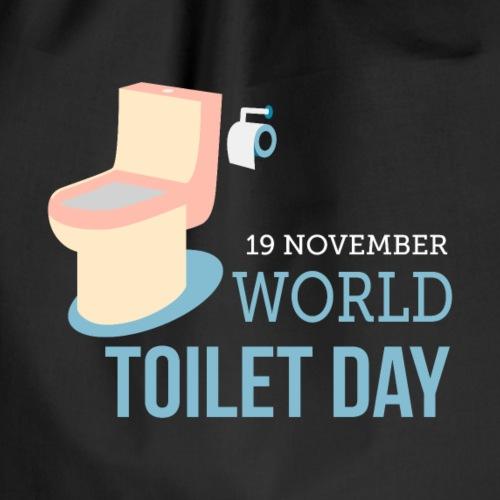 Toilet Day - Turnbeutel