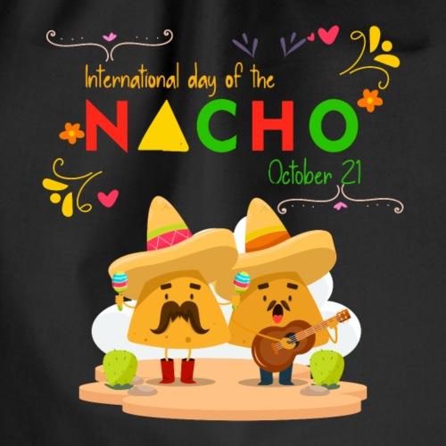 International Nacho Day - Turnbeutel