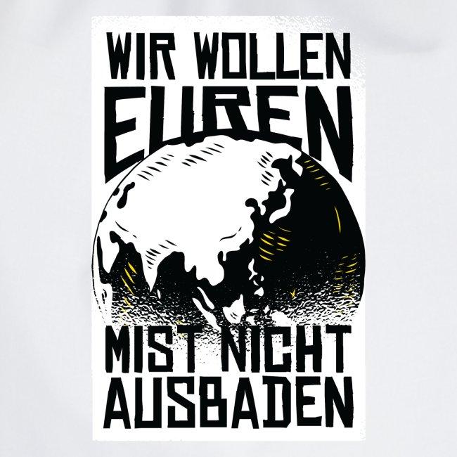 Klare Kante Zeigen - Fridays For Future