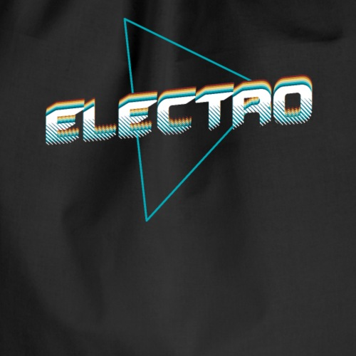electro greatest hits - Turnbeutel