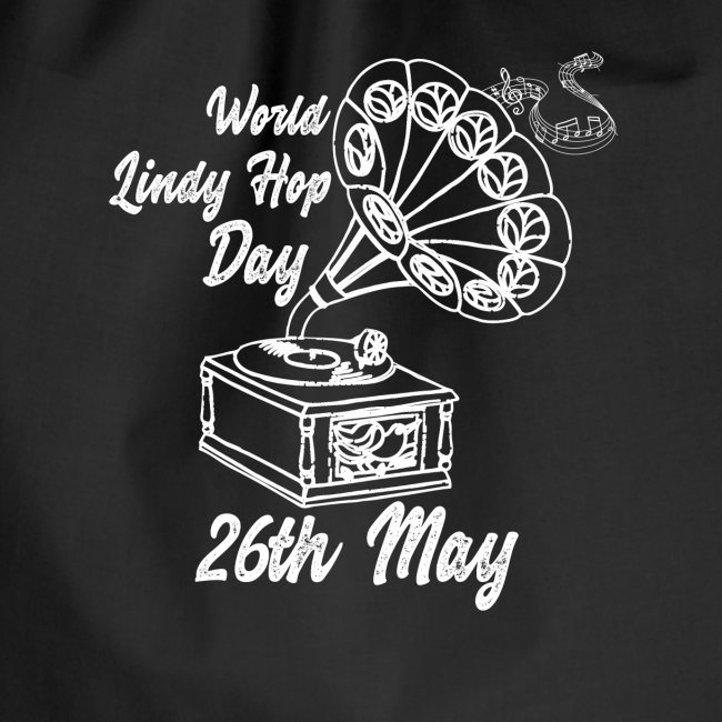 Lindy Hop Day Swing Dancing Vintage Geschenk
