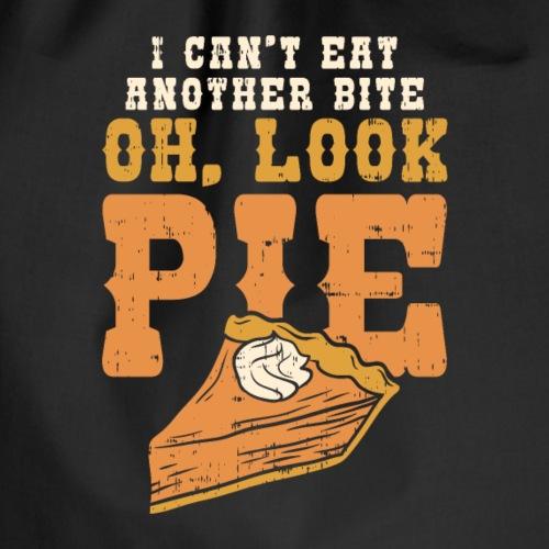 THANKSGIVING - Oh look a Pie Design - Turnbeutel