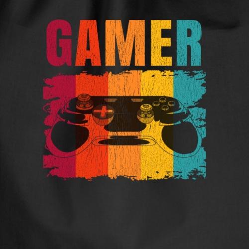 Gamer Nerd Geek Pro - Turnbeutel