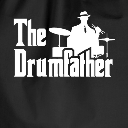 The Drumfather Gift For Drum Lovers - Mochila saco