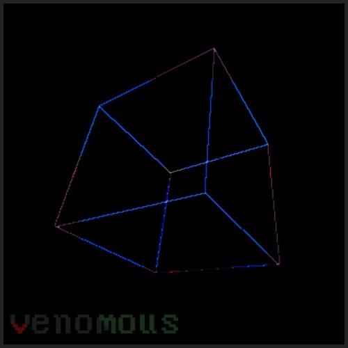 Venomous - Drawstring Bag