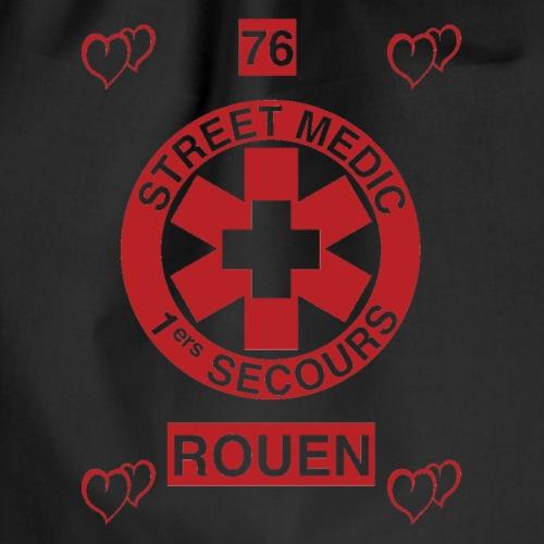 Logo street medic rouen