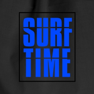 SURF TIME - Turnbeutel