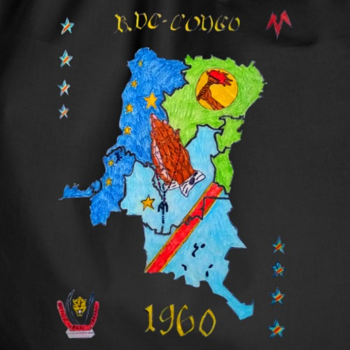 RDC CONGO 1960a - Turnbeutel