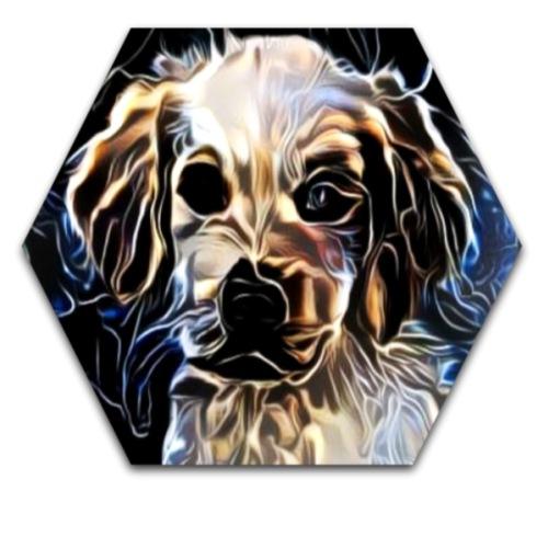 dog9 - Drawstring Bag