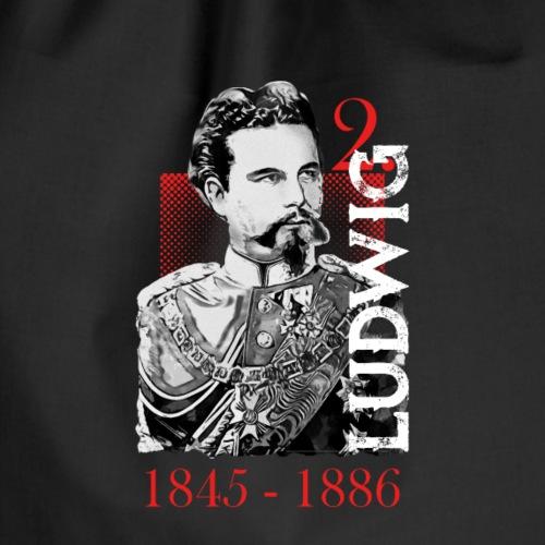 Ludwig 2. - Black Edition - Turnbeutel