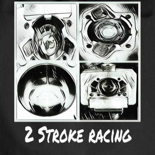 2 Stroke Racing - Turnbeutel